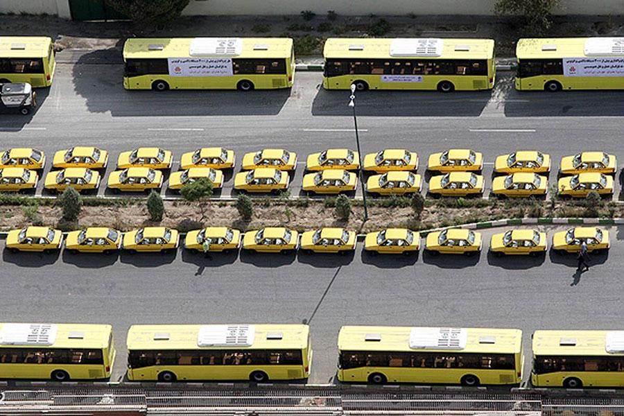 افزایش 25 درصدی کرایه حمل و نقل عمومی 99 - 25% increase in public transport fares in 99