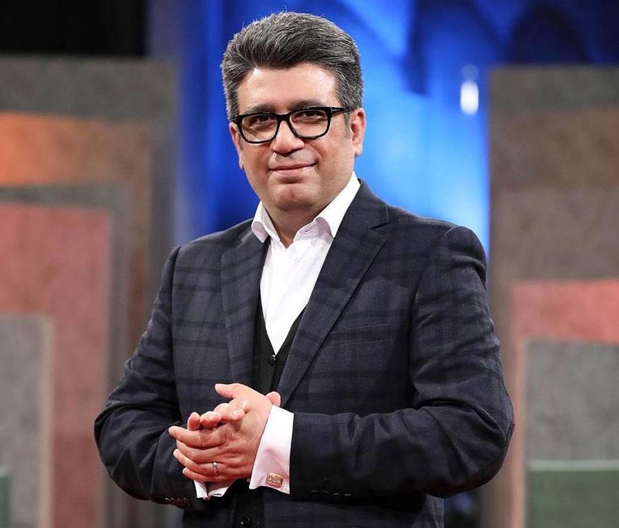 رضا رشیدپور با «اتفاق» از این هفته به شبکه سه می آید - Reza Rashidpour is coming to tv3 with Etefagh this week