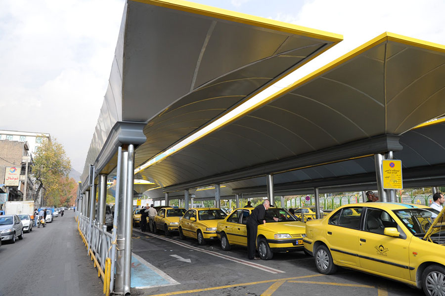نرخ کرایه تاکسیهای پایتخت 11 درصد افزایش یافت - The capital's taxi fare rose 11 percent