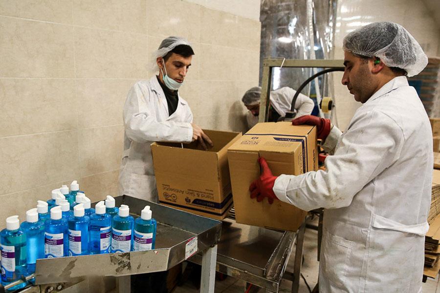 نیاز روزانه واحدهای تولیدی گیلان به  25 تن الکل - The daily requirement of Guilan production units is 25 tons of alcohol