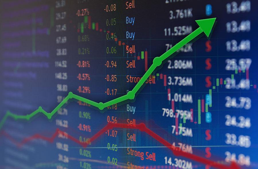 امروز هم بورس صعودی بود - The stock was ascendant today