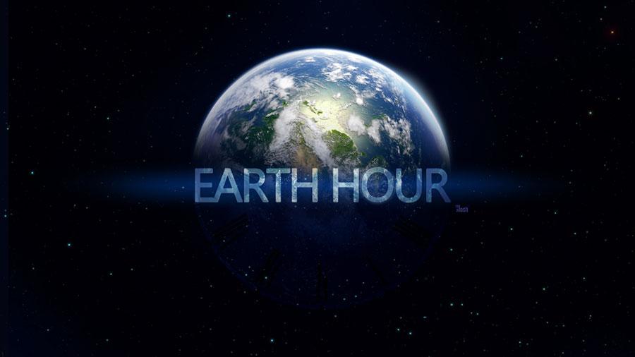 روز جهانی ساعت زمین - earth hour