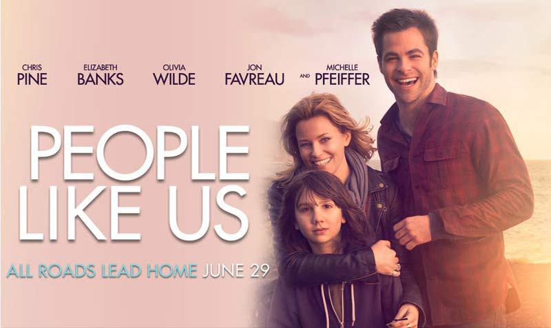 نقد فیلم مردمی شبیه ما-People Like Us movie
