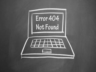 4 آوریل ، روز جهانی ارور 404