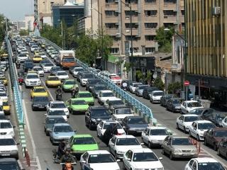 افزایش 70درصدی ترافیک تهران با لغو طرح ترافیک