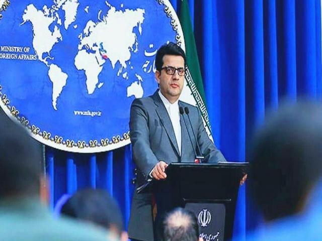 وزارت خارجه : ایران در دفاع از منافع و حقوق اتباع خود کوتاهی نخواهد کرد