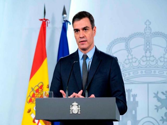نخستوزیر اسپانیا با شعری از گلستان سعدی قرنطینه را تمدید کرد
