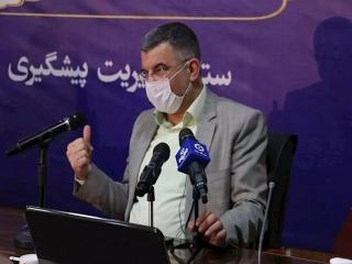 روند نزولی بستری و مرگ ناشی از ویروس کرونا در کشور