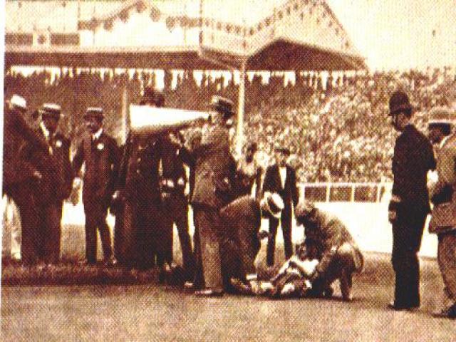 مسابقه ای که توسط هواداران، المپیکی شد