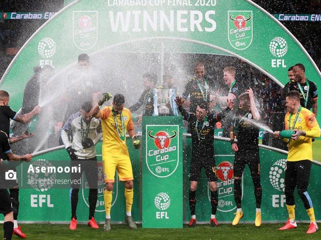 منچستر سیتی چگونه قهرمان EFL کاپ شد؟