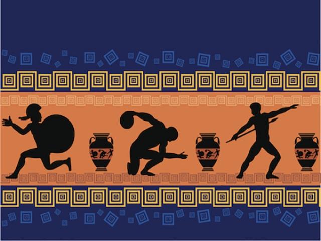 المپیک در دوران باستان