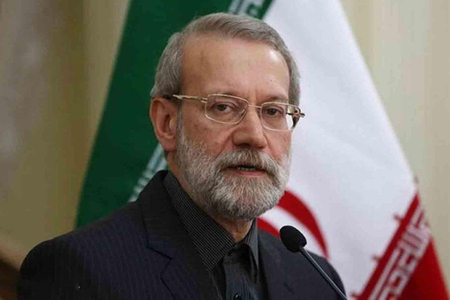 تست کرونای علی لاریجانی دوباره مثبت شد - Ali Larijani's corona test was positive again