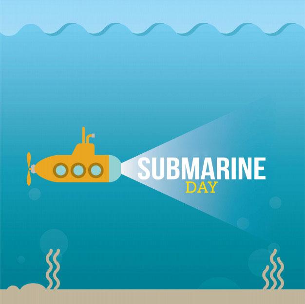 روز جهانی زیردریایی - Submarine day