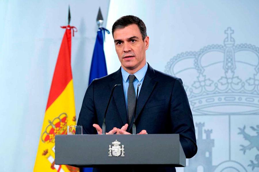 نخستوزیر اسپانیا با شعری از گلستان سعدی قرنطینه را تمدید کرد - The Prime Minister of Spain extended the quarantine with a poem by Golestan Saadi