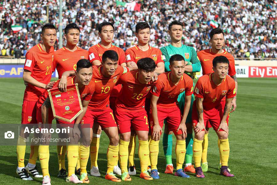 تیم ملی چین