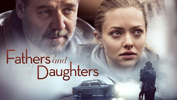 فیلم پدران و دختران-fathers and daughters movie