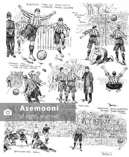 تاریخ فوتبال انگلیس