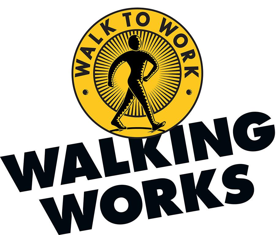 روز جهانی پیاده روی تا محل کار - walk to work day