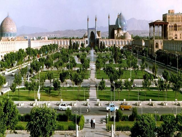 نقش جهان اصفهان در لیست میراث فرهنگی جهان ثبت شد