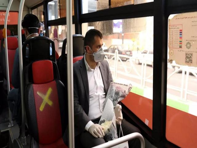 تهران هنوز از نظر اپیدمی ویروس کرونا پرمخاطره تلقی میشود