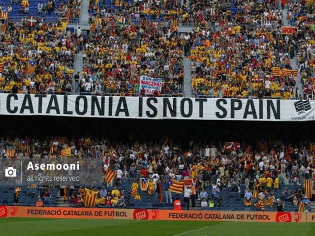 کاتالان ها و اتحاد در نیوکمپ