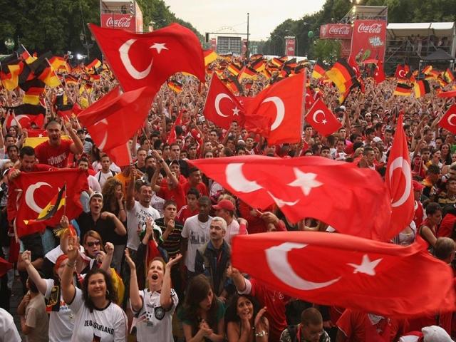 ترکیه و استادیوم هایی از جنس جهنم