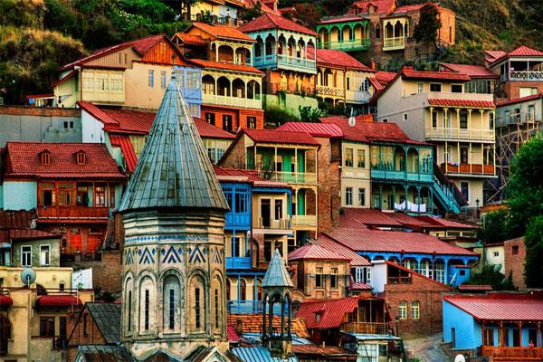 مسافرت خارجی به زیباترین نقاط جهان