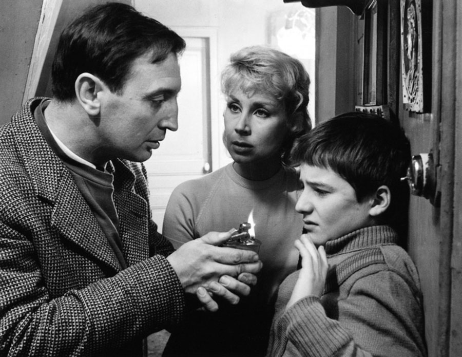نقش اصلی ژان پیر لئو