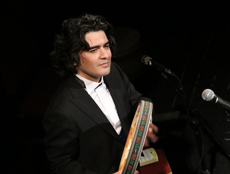 اجرای آنلاین سامان احتشامی در تالار وحدت - Saman Ehteshami's online performance in Vahdat Hall