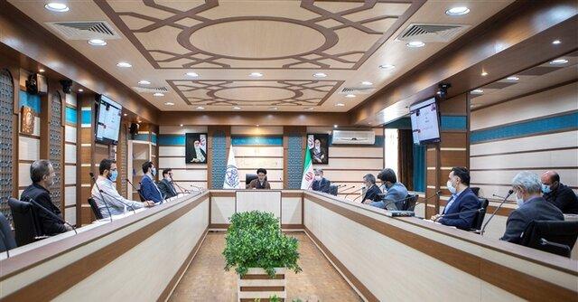 سیدعباس صالحی رئیس شورای هنر شد - Seyed Abbas Salehi became the chairman of the Art Council