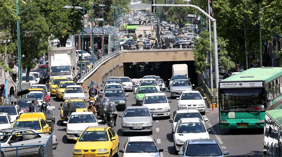 مخالفت وزارت بهداشت با اجرای طرح ترافیک در تهران - The Ministry of Health opposes the implementation of the traffic plan in Tehran