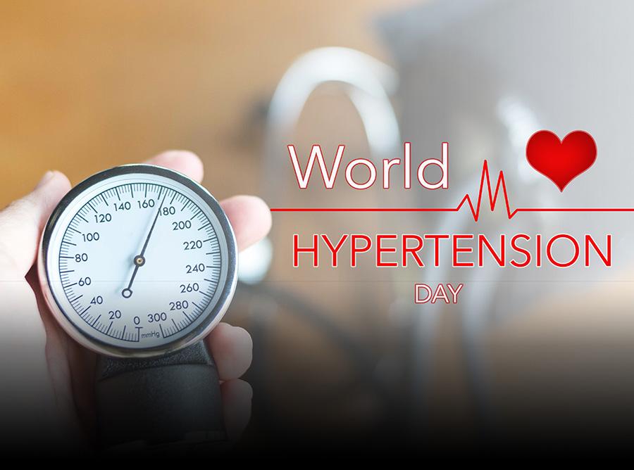 روز جهانی فشار خون بالا - World Hypertension Day