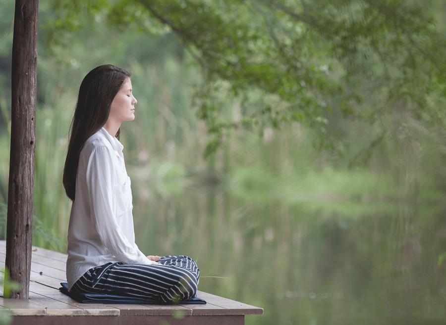 روز جهانی مدیتیشن در باغ - garden meditation day