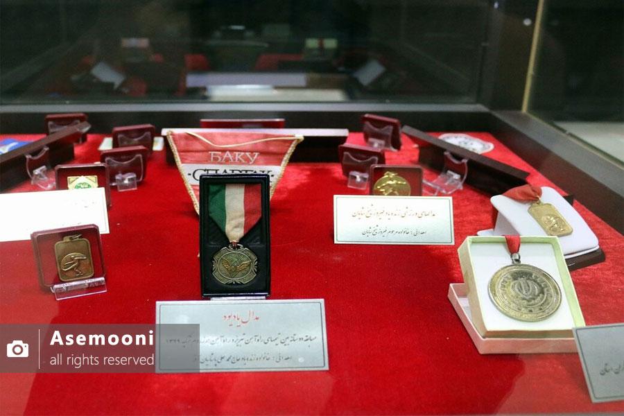 مدال ها