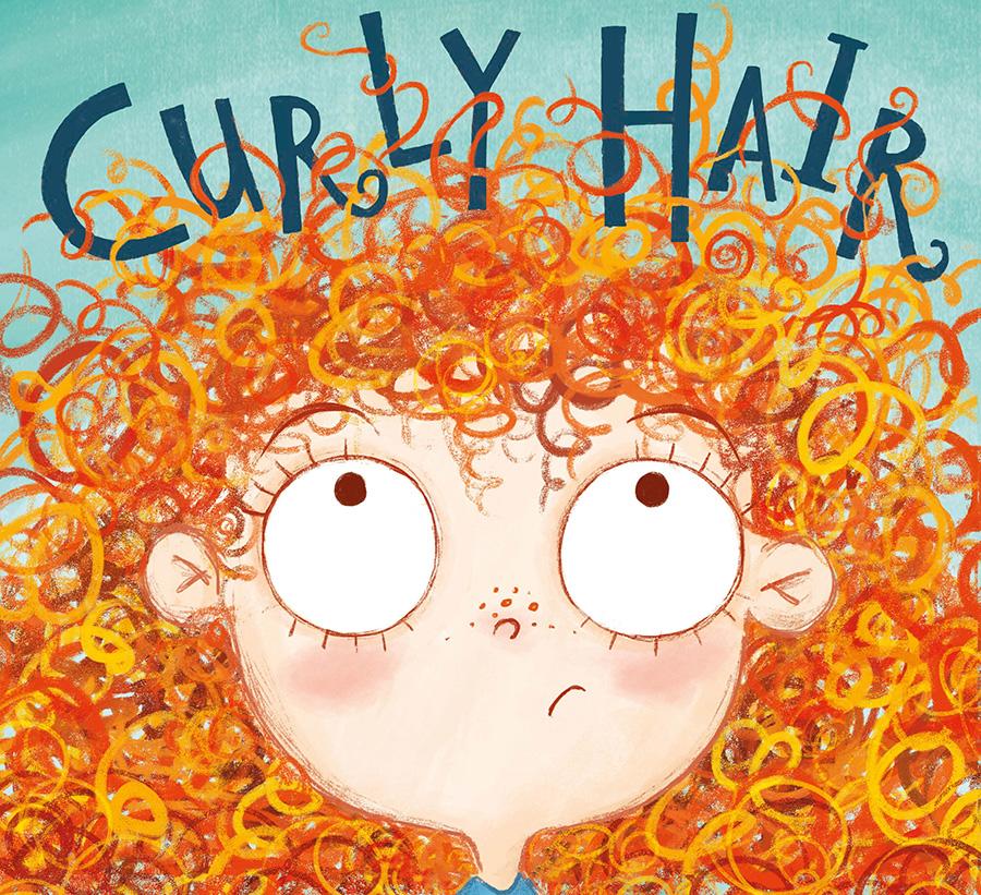 روز جهانی مو فرفری ها - world curly hair day
