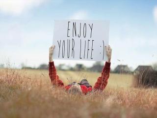 اززندگی خود لذت ببرید