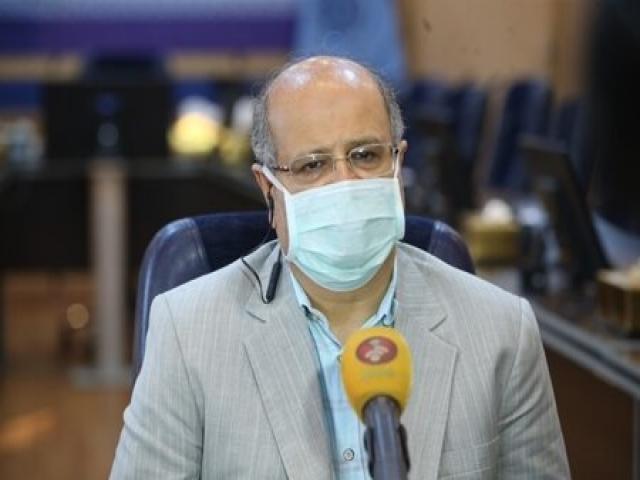 روند افزایشی کرونا در تهران با شیبی ملایم
