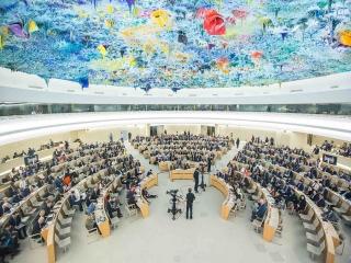 نشست فوری شورای حقوق بشر سازمان ملل درباره تحولات در آمریکا