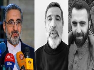 قاضی منصوری در اختیار اینترپل در کشور رومانی است و دستگیری موسوی مجد ربطی به شهادت سردار سلیمانی ندارد