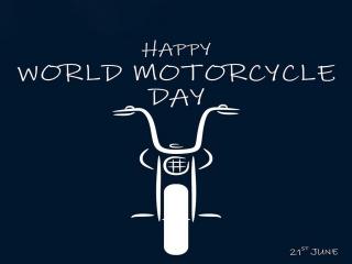 21 ژوئن ، روز جهانی موتورسیکلت