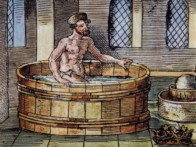 14 ژوئن ، روز جهانی حمام