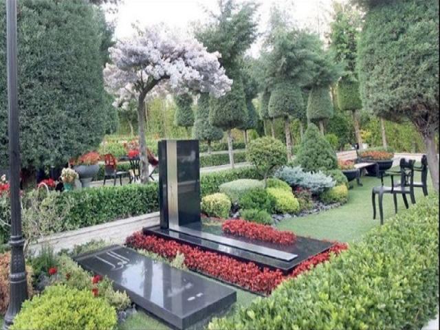 داستان عجیب قبرستان لاکچری لواسان