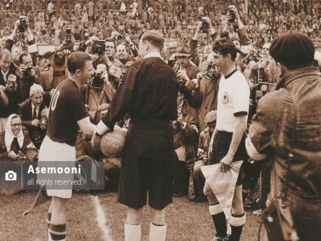 اتفاقاتی عادی در دهه های قبل فوتبال