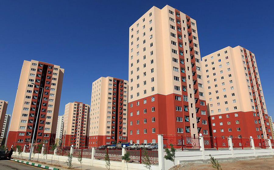 700 واحد مسکن مهر پردیس در اختیار یک دلال - 700 units of Mehr house in Pardis at hands of a broker