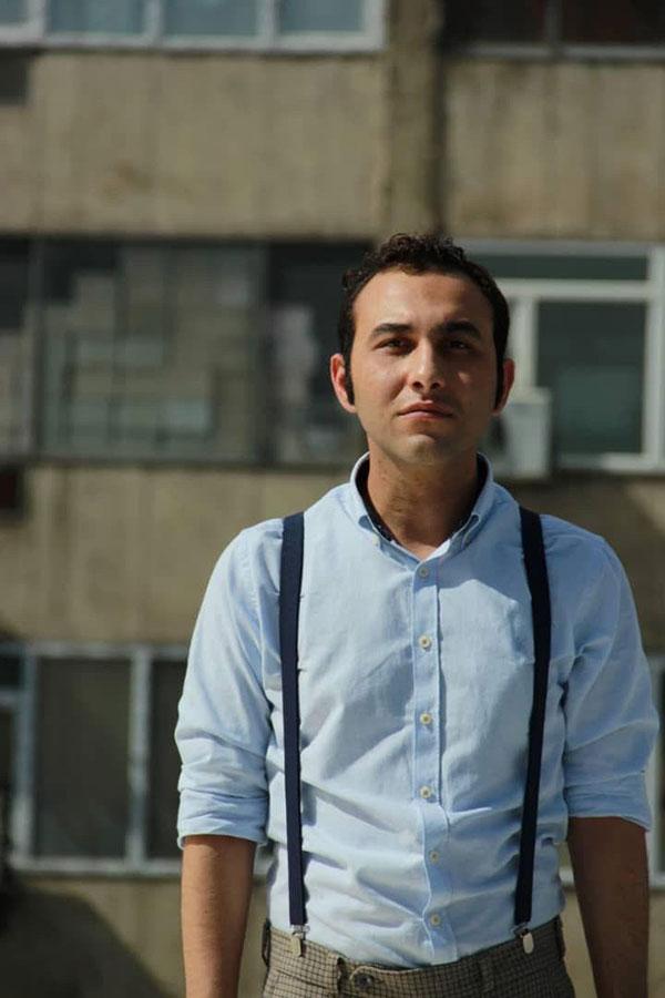 ایمان رضایی بازیگر جوان ایرانی