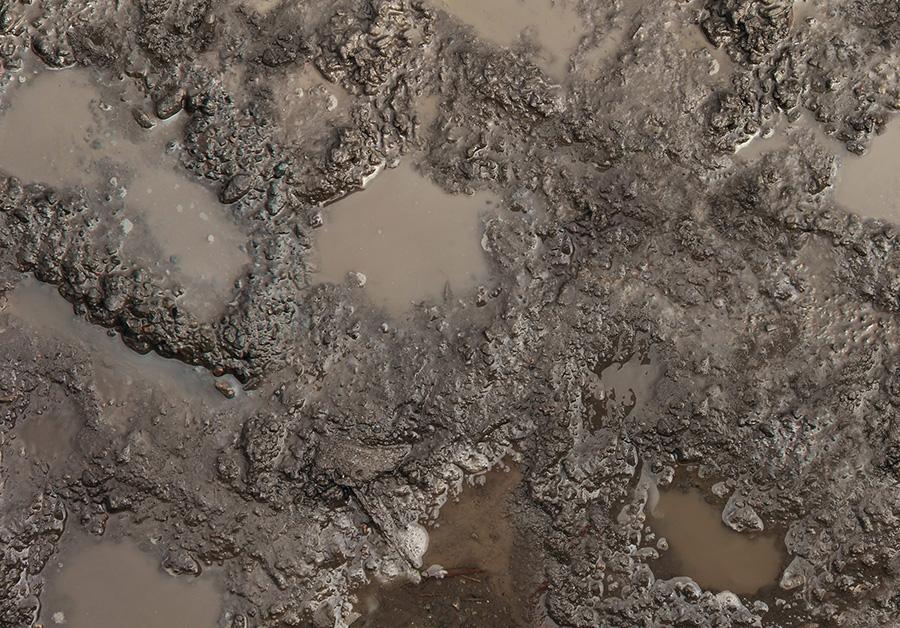 روز جهانی گِل - International Mud Day