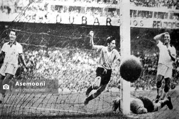 تیم ملی برزیل و اروگوئه