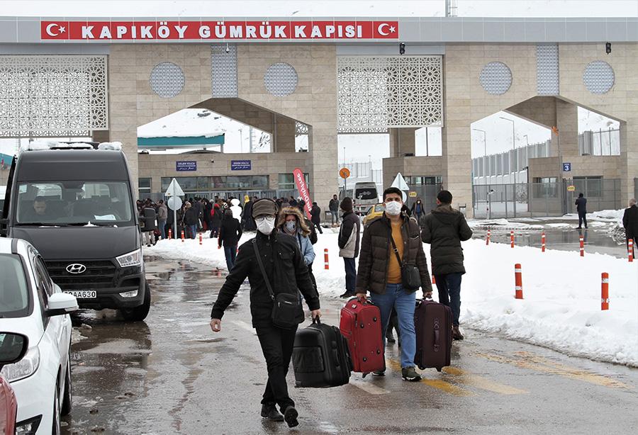 رفت و آمد مسافران ایرانی به ترکیه آزاد نشده است - Travel of Iranian passengers to Turkey has not been released