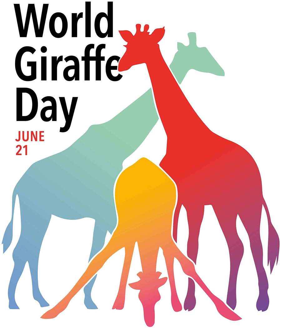 روز جهانی زرافه - World Giraffe Day