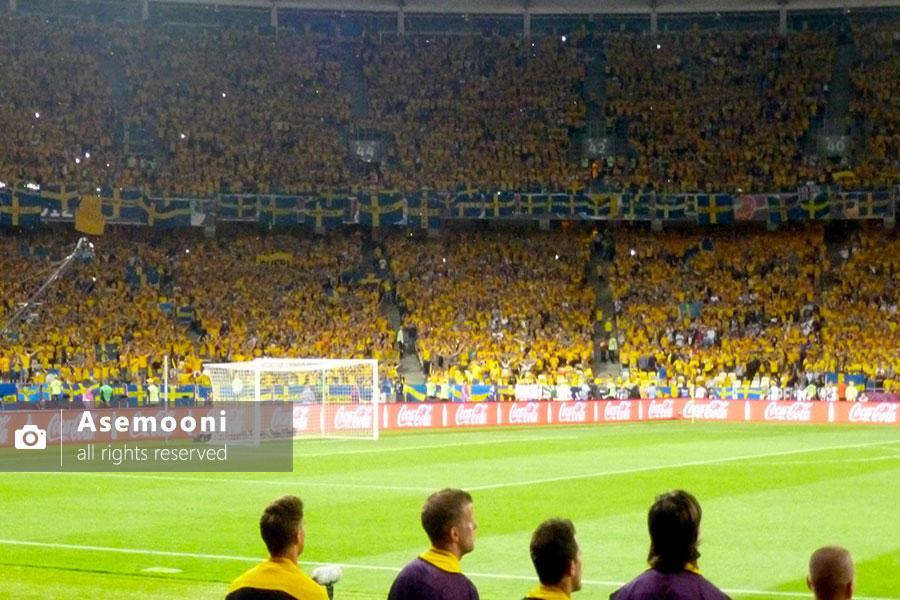 تماشاگران فوتبال